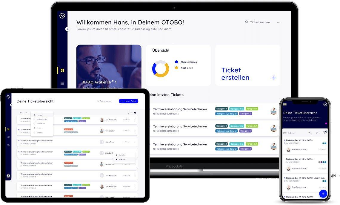 OTOBO - Helpdesk